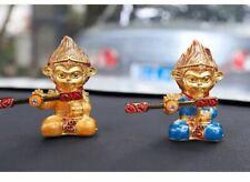 Monkey King Car Perfume Vent Clip Air Freshener Diffuser Zinc Alloy Great Hero