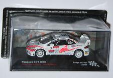 PEUGEOT 307 WRC - Rally du Var 2007 - Scale 1/43