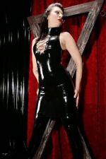 Catsuit, combinaison sexy moulante vinyl ouverte gogo clubwear coquin sexy liber