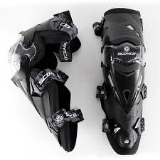 Motorcycle Racing Knee pads Protective Gear Guard Elbow Protector SCOYCO K12