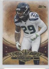 2013 Topps Triple Threads Gold #9 Earl Thomas Seattle Seahawks III Football Card