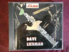 LIEBMAN DAVE- DAVE LIEBMAN (EDIZ. MUSICA JAZZ). CD.