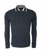GUESS by Marciano  PoloShirt,Langarm Shirt,Sweatshirt,Longsleeve,Herren,NEU,Navy