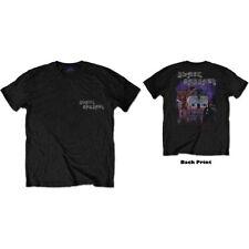 OFFICIAL BLACK SABBATH T-SHIRT Debut Album (2-Sided, All Sizes) Ozzy Osbourne