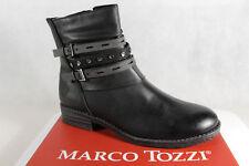 Marco Tozzi Stiefelette Stiefel Stiefeletten Boots schwarz 25413 NEU!!