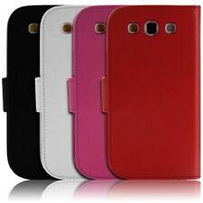 Housse Coque Etui Portefeuille pour Samsung Galaxy S3 Couleur