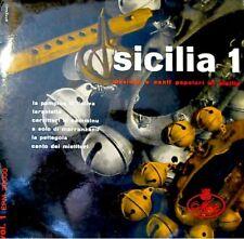 SERGIO BALLONI/VALERIO RIVA sicilia 1 EP tarentella VG+