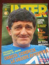 INTER FOOTBALL CLUB 1991/7 POSTER LOTHAR MATTHAUS @@
