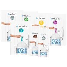 Brabantia Mülleimerbeutel Müllbeutel Spenderverpackung Smartfix Perfectfit