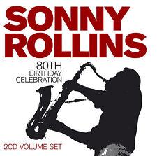 CD Sonny Rollins 80th Cumpleaños Celebration 2CDs
