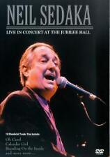 Neil Sedaka In Concert JUBILEE HALL NEW SEALED DVD