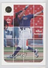 2001 Just Minors #BA.56 Jason Hart Midland RockHounds Baseball Card