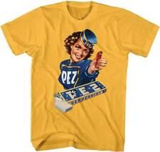 Pez Candies Vintage Pez Girl Peppermint Pez Adult T Shirt