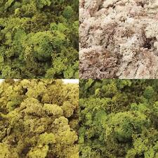 Moss - Finland Reindeer - Green / Olive / Natural - Craft Wreath - Choose Weight