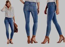 Gap women's 1969 denim jeggings leggings indigo skinny fitting $70 price NWT