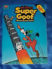 Walt Disney's SUPER GOOF Meets Super Thief!, A Dynabrite Comic! 1978 VERY FINE