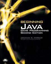 Beginning Java Game Programming Second Edition, Harbour, Jonathan S., Good Condi