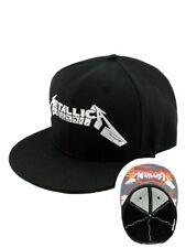 Baseballcap Metallica Bootleg MOP Cover schwarz