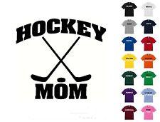 Hockey Mom T-Shirt #261 - Free Shipping