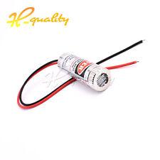 Arduino 12mm tamaño 650nm 5mW rojo láser DOT cabeza NC262