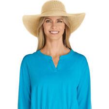 Coolibar UPF 50+ Women's Packable Wide Brim Hat