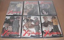 Kaze no Yojimbo - Vol. 1,2,3,4,5,6 Complete Collection, NEW R1 DVD