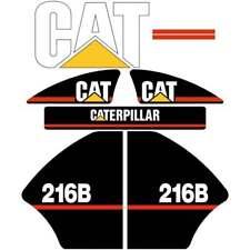 CAT 226B 232B 242B 246B 247B 252B 257B 262B 268B 277B 287B Decals Stickers