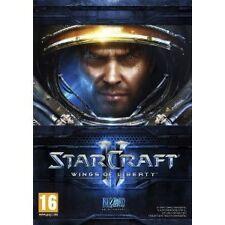Starcraft II: Wings of Liberty (PC: Mac/ Windows, 2010) Free Uk Postage.