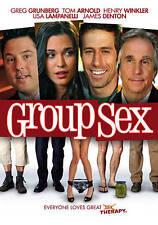 Group Sex, Good DVD, Lisa Lampanelli, Greg Grunberg, Odette (Yustman) Annable, T