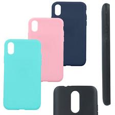 "^ Back Case Mat TPU Cover Case Schale Schutzhülle Tasche Für Apple iPhone 8 4,7"""