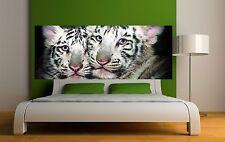 Papier peint tête de lit bébé tigre 3663 Art déco Stickers