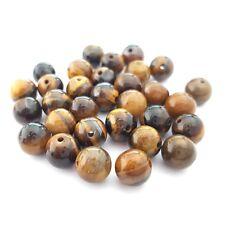 Perles pierre semi précieuse naturelle oeil de tigre grade AB