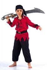 Disfraz pirata niño infantil bucanero