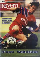 UEFA - EC III 93/94 Bayern München - Twente Enschede, 29.09.1993