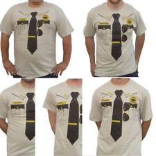 Supertroopers T-Shirt Choose Super Troopers Farva Mac Costume Movie 1 2 Highway