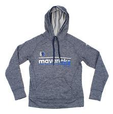 Adidas NBA Men's Dallas Mavericks Issue Pullover Climawarm Hoodie