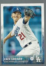 2015 Topps Baseball Card Pick 267-538