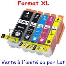 Pack cartouches compatibles non-oem Epson pour imprim. : XP540 XP640 XP645 XP900