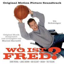 Wo Ist Fred? ( OST CD ) u.a Snow Patrol, Paris, Orson, Bob Geldof, Marcel Barsot