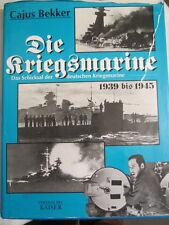 La marina da guerra 1939-1945, Marzio Bekker 1999