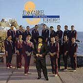 Juan Gabriel Con Banda El Recodo CD New! Sealed! Free Shipping!