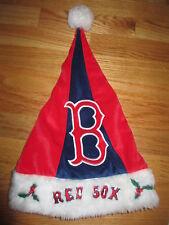 BOSTON RED SOX Christmas Stocking (Adjustable) Cap