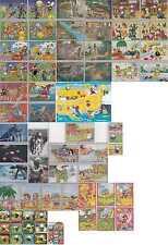 Puzzle-terze parti/personaggi estranei scegliere: completamente + singolarmente