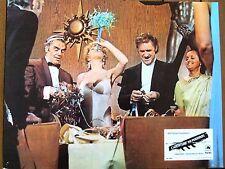 GENE HACKMAN LOBBY CARD PHOTO EXPLOITATION L'AVENTURE DU POSEIDON