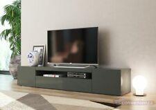 Frozen Mobile Porta Tv 3 Ante Living Antracite Lucido design moderno minimalista