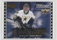 2003-04 Pacific Invincible Freeze Frame #6 Marty Turco Dallas Stars Hockey Card