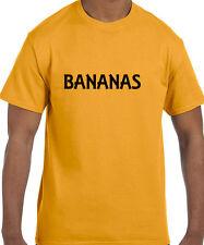 Funny Humor Bananas T-Shirt tshirt