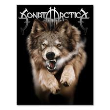 Sonata Arctica - Wolf - Aufkleber - Sticker - Neu