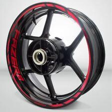 Motorcycle Rim Wheel Decal Accessory Sticker for Yamaha Fazer 8