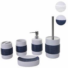 Set accessori da bagno HWC-C73 ceramica colore a scelta